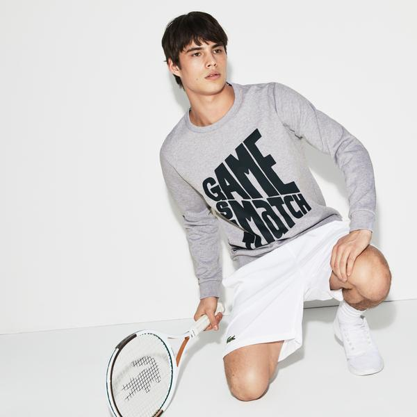 Lacoste Men's SPORT Roland Garros Edition Sweatshirt
