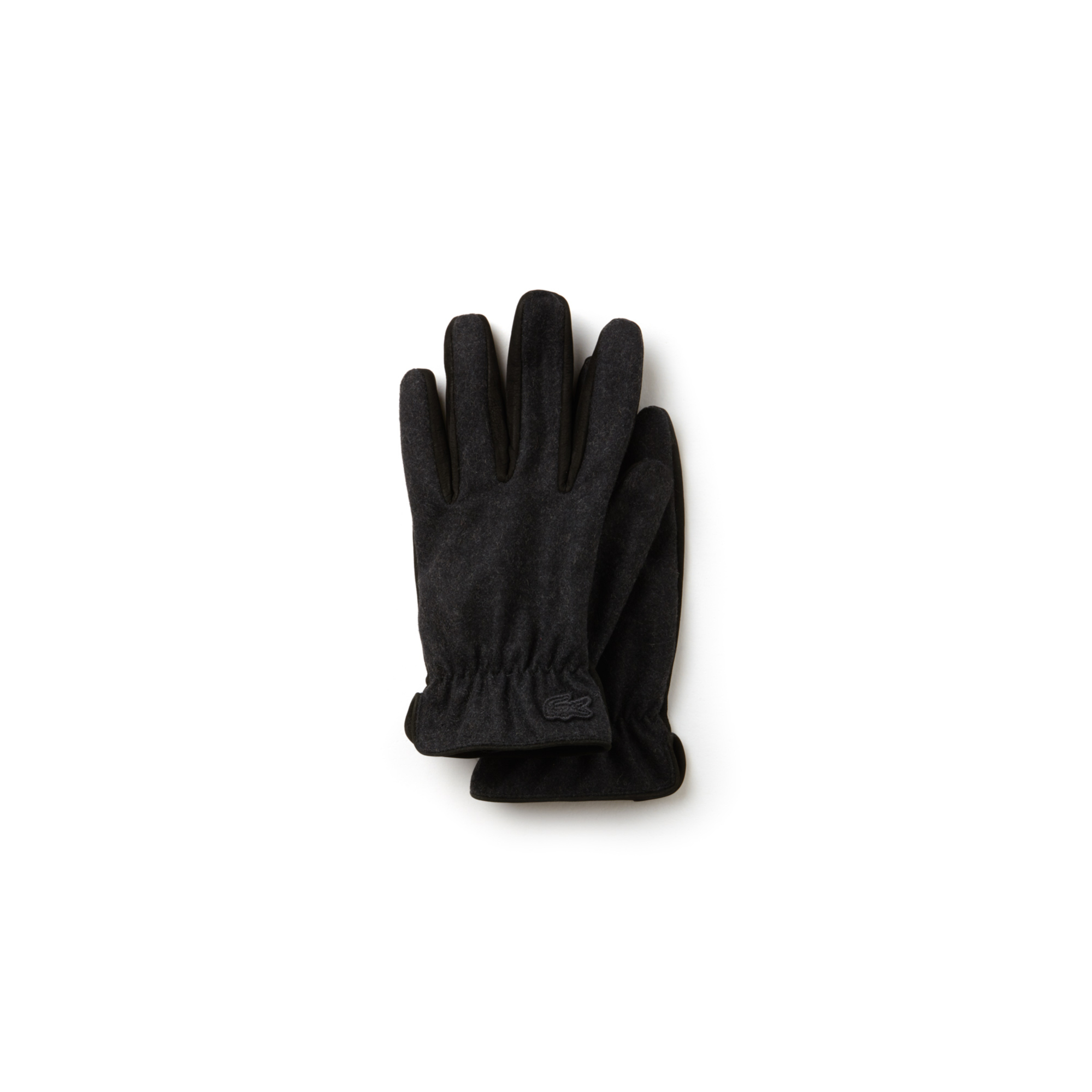 Lacoste Men's Leather Gloves