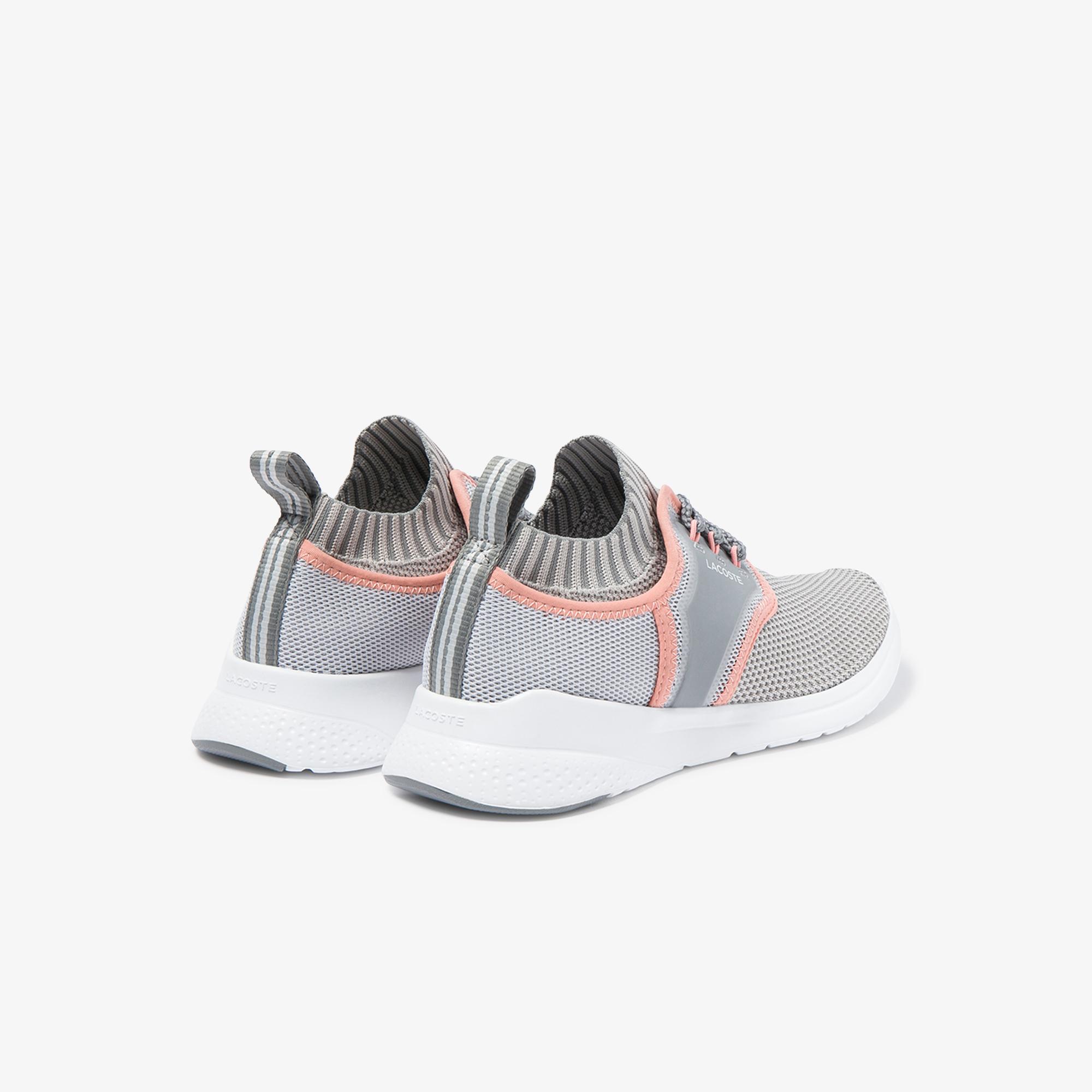 Lacoste Women's Lt Sense Reflective Textile Sneakers