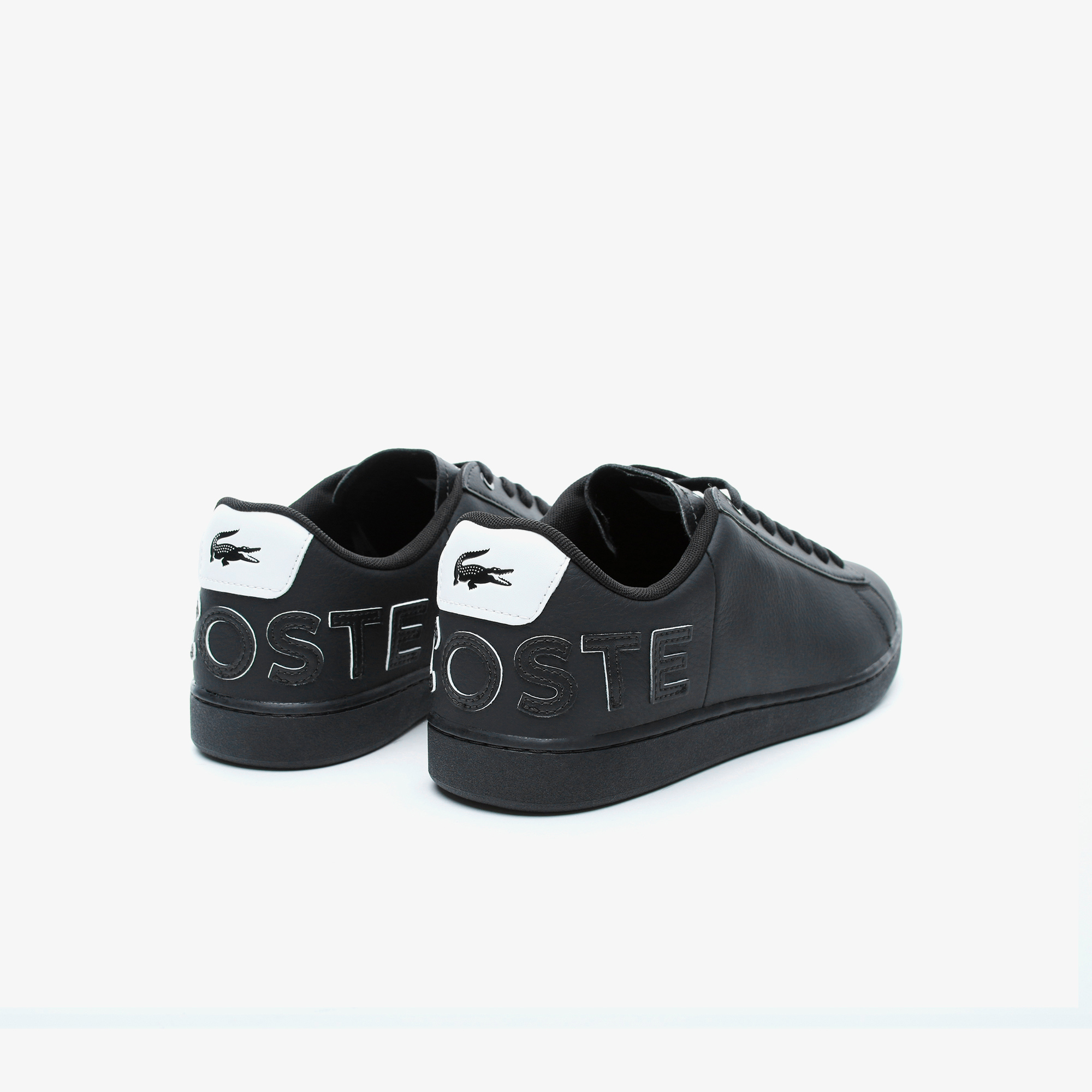 Lacoste Men's Carnaby Evo 120 7 Us Sma Leather Sneakers