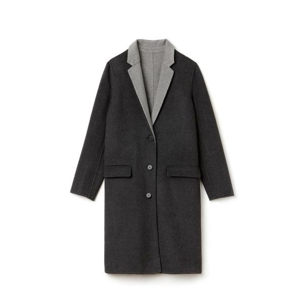 Пальто Lacoste