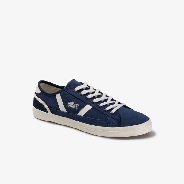 Lacoste Men's Sideline Canvas Sneakers