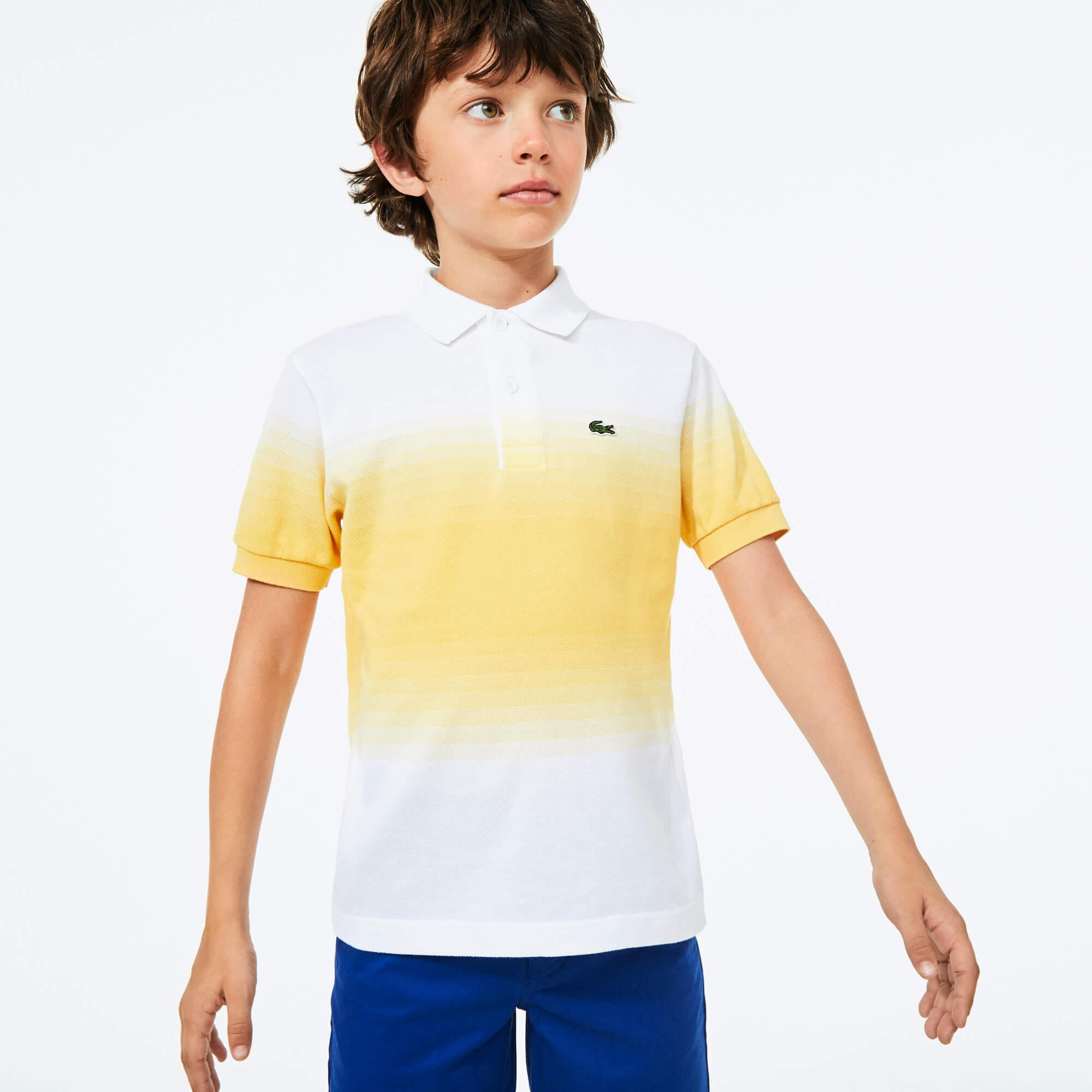 Lacoste поло дитяче Made In France