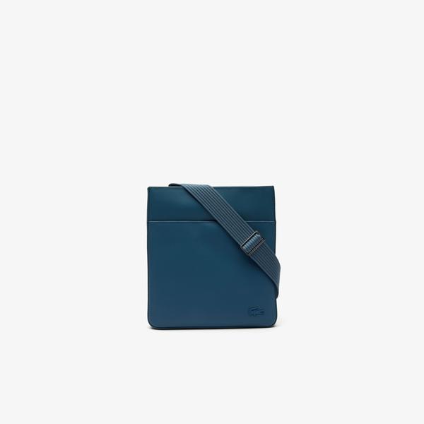 Lacoste Men's Classic Petit Piqué Flat Bag