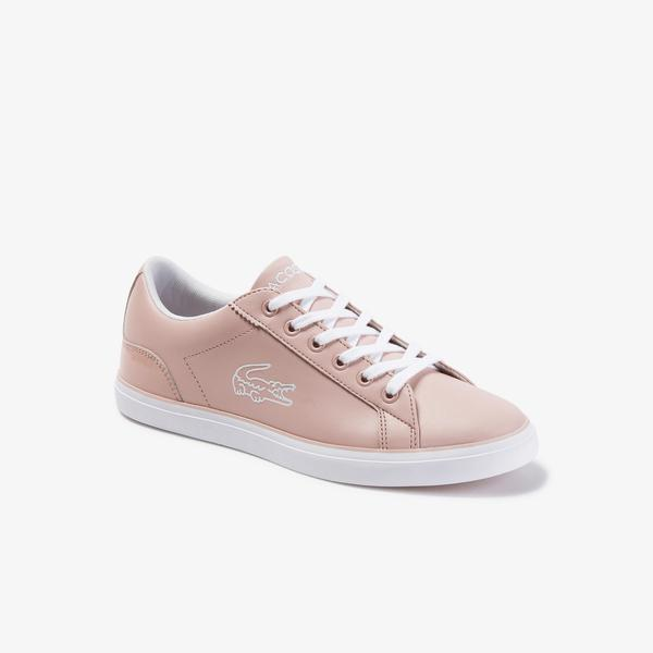 Lacoste Juniors' Lerond Lace-Up Synthetic Sneakers