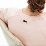 Lacoste толстовка жіноча з круглим вирізом