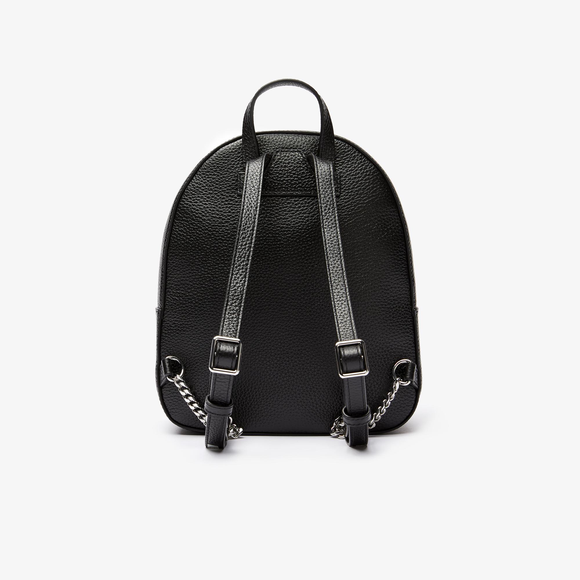 Lacoste рюкзак жіночий Croco Crew шкіряний