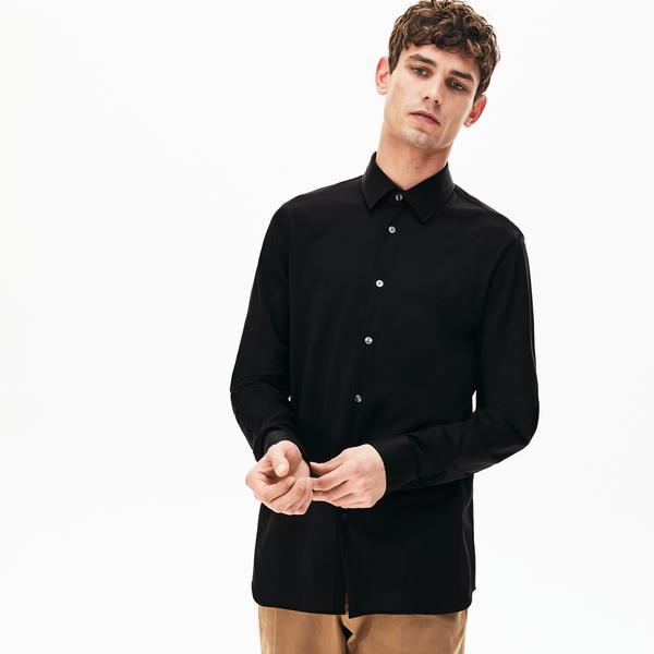 Lacoste Men's Slim Fit Cotton Shirt