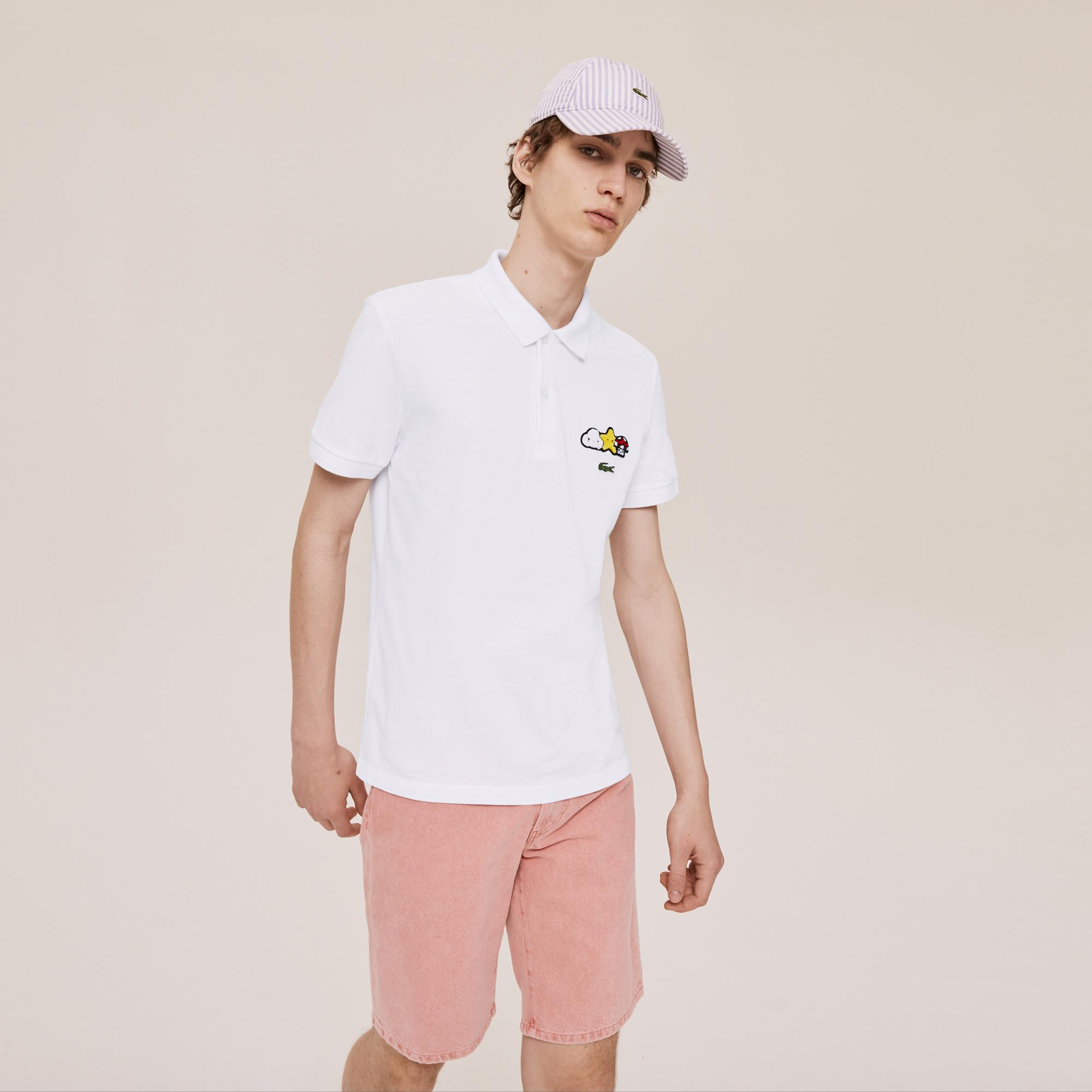 Lacoste поло унісекс x FriendsWithYou Design