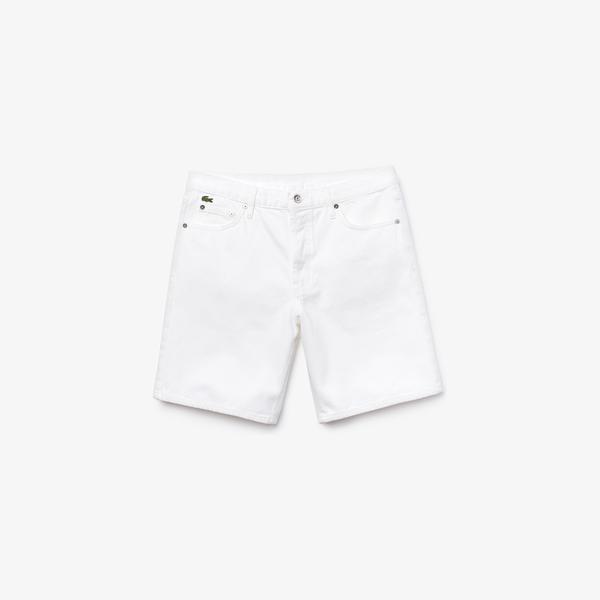 Lacoste L!VE Men's Cotton Bermudas