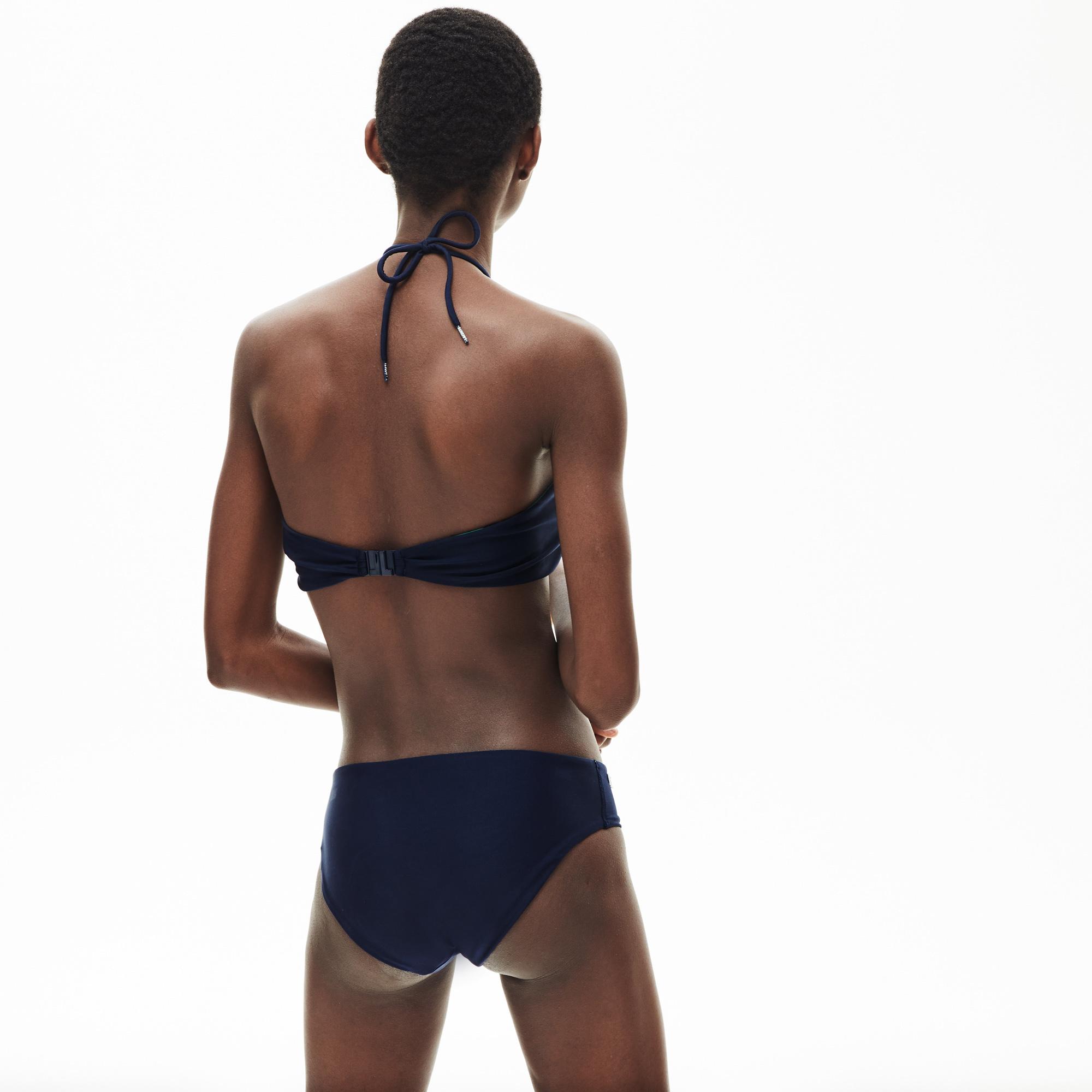 Lacoste купальник жіночий Recycled низ