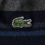 Lacoste Men's Striped Socks