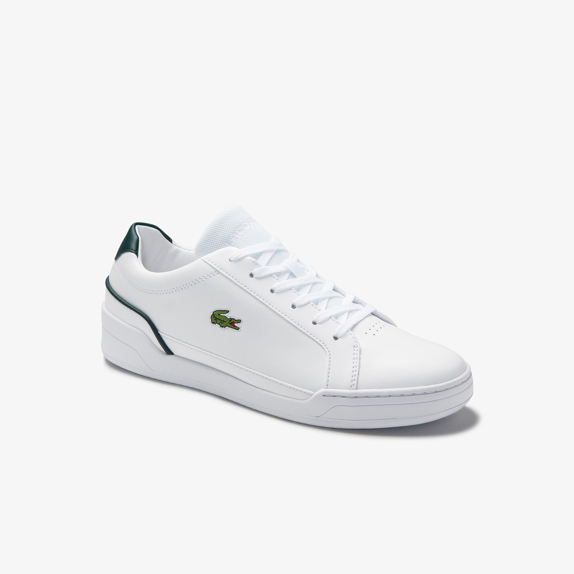 Lacoste Men's Challenge Textured Leather Sneakers