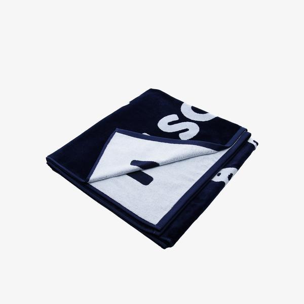 Lacoste рушник пляжний унісекс