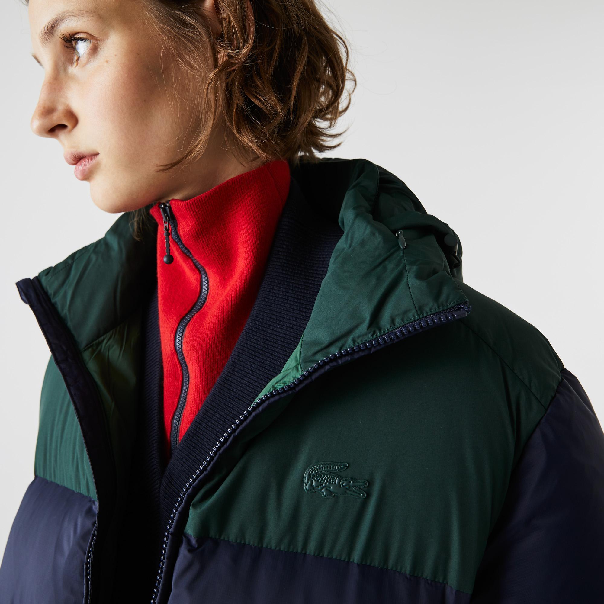 Lacoste куртка жіноча Colorblock
