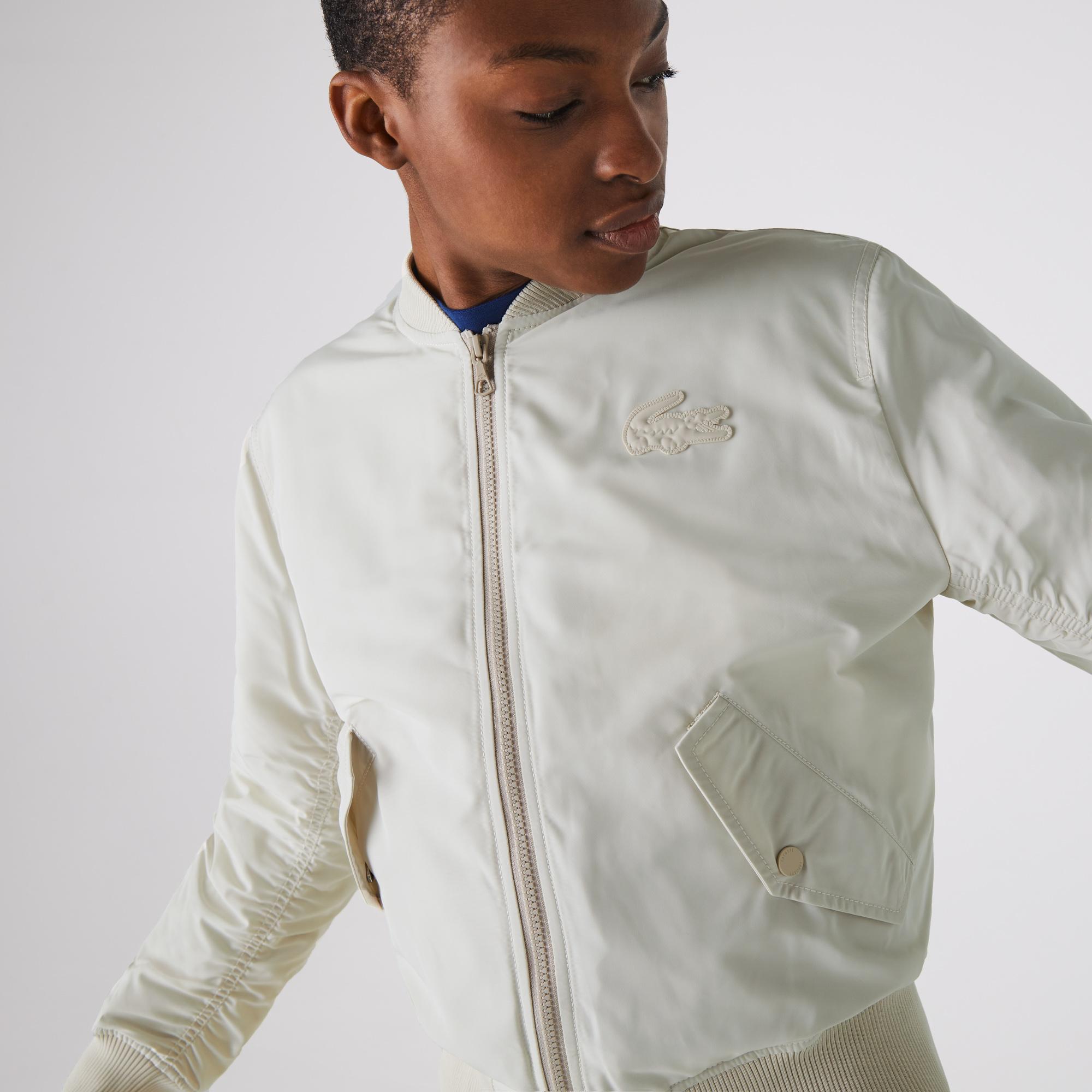 Lacoste куртка жіноча на блискавці