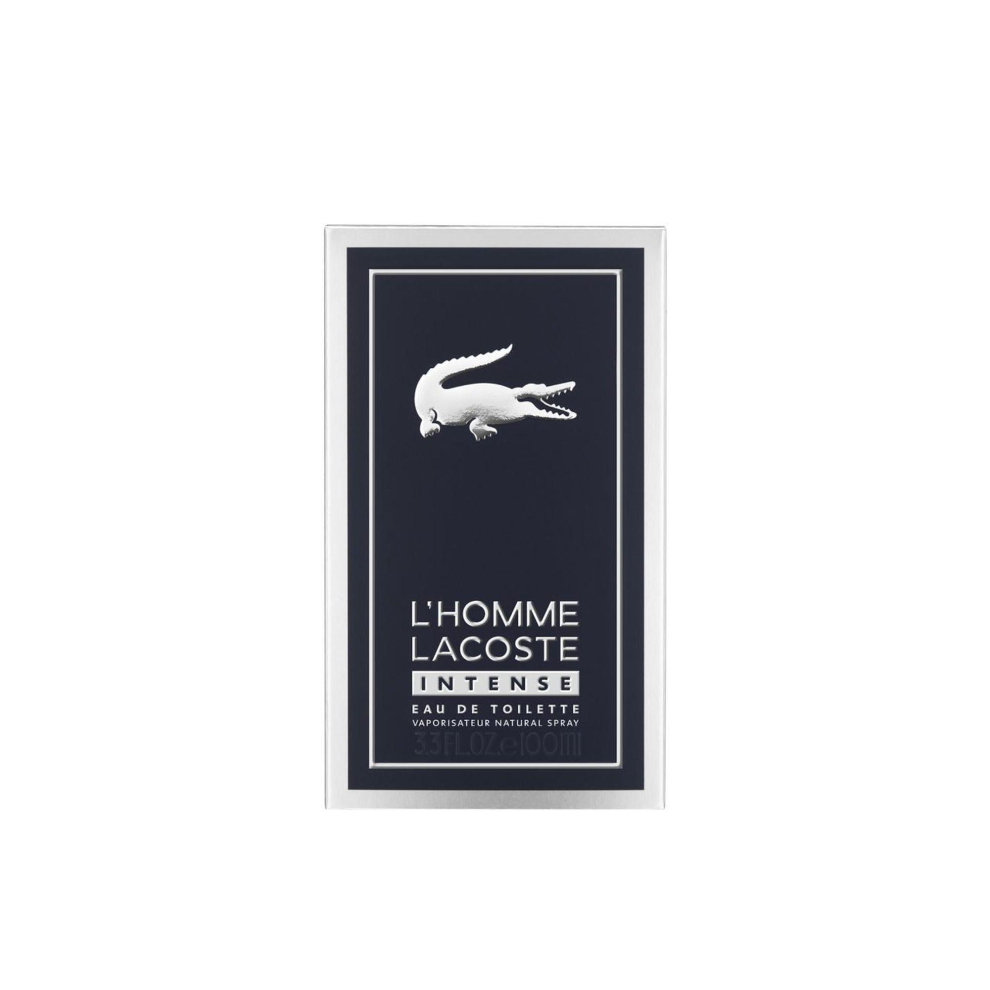 Lacoste туалетна вода чоловіча L'Homme Intense Eau De Toilette 100Мл