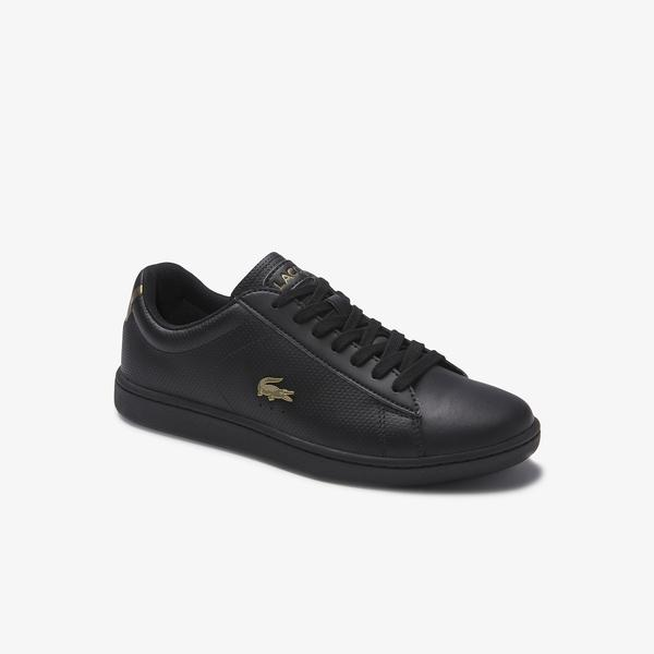 Lacoste Women's Carnaby Evo Nappa Leather Sneakers