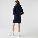 Lacoste Women's SPORT Lightweight Quilted Zip Jacket