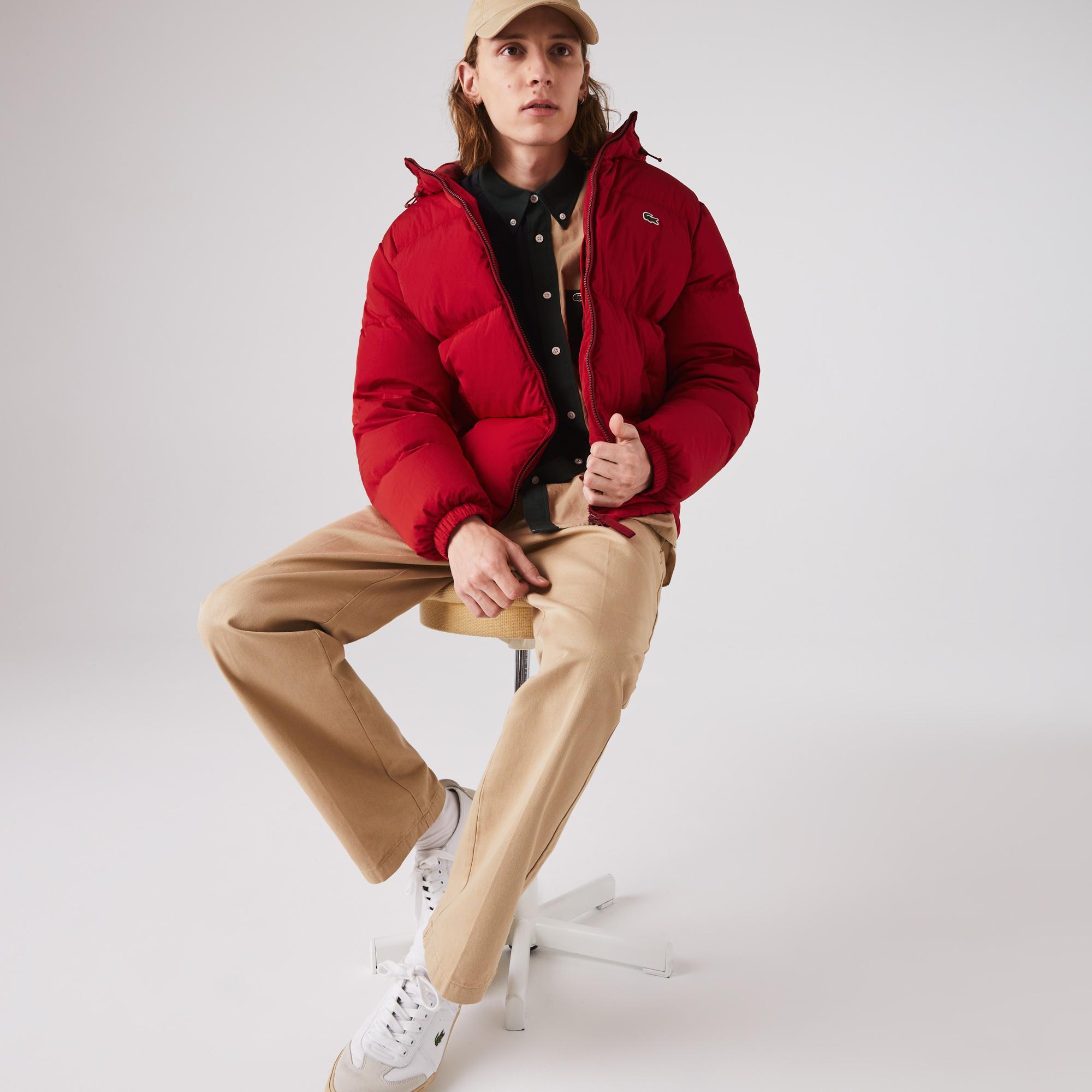 Lacoste куртка чоловіча водовідштовхуюча