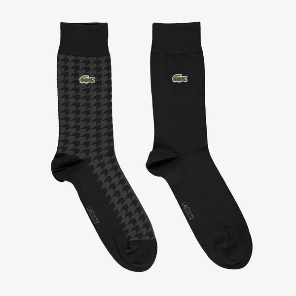 Lacoste Men's Three-Pack Of SPORT Low-Cut Cotton Socks