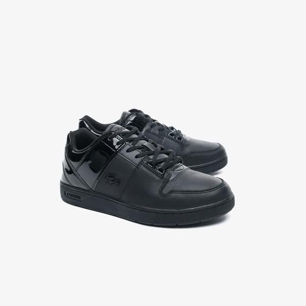 Lacoste Women's Thrill Leather and Synthetic Sneakers
