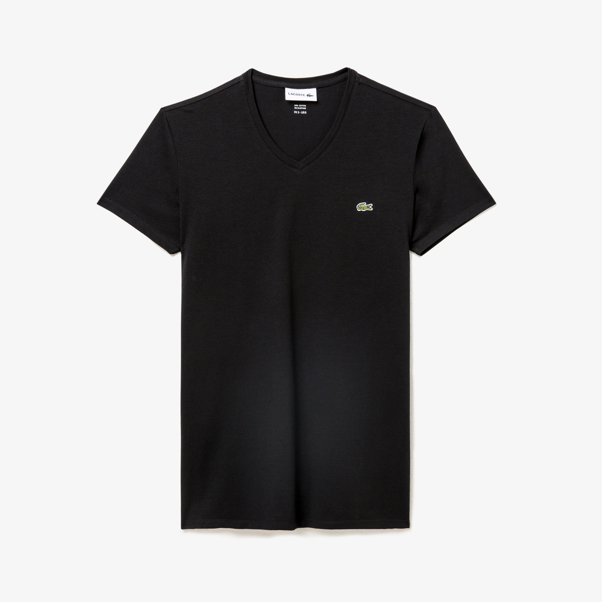 Lacoste Men's V-Neck T-Shirt