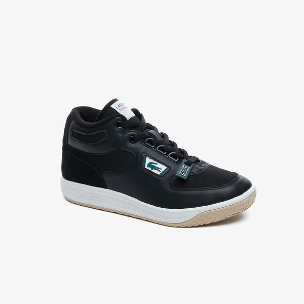 Lacoste Men's Balsa Tonal Leather Sneakers