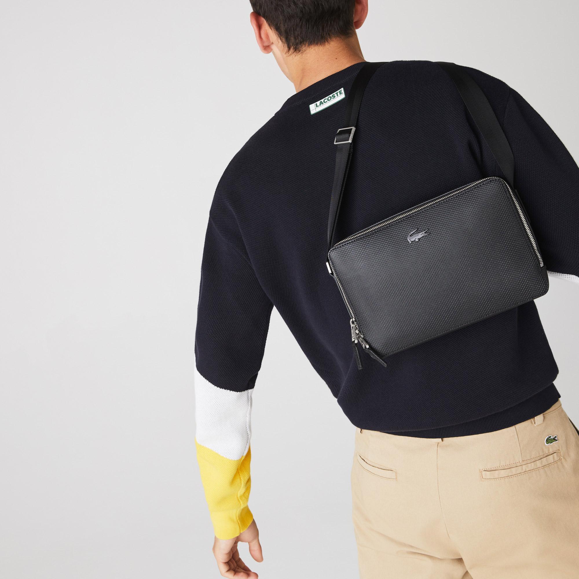 Lacoste сумка чоловіча Chantaco на блискавці