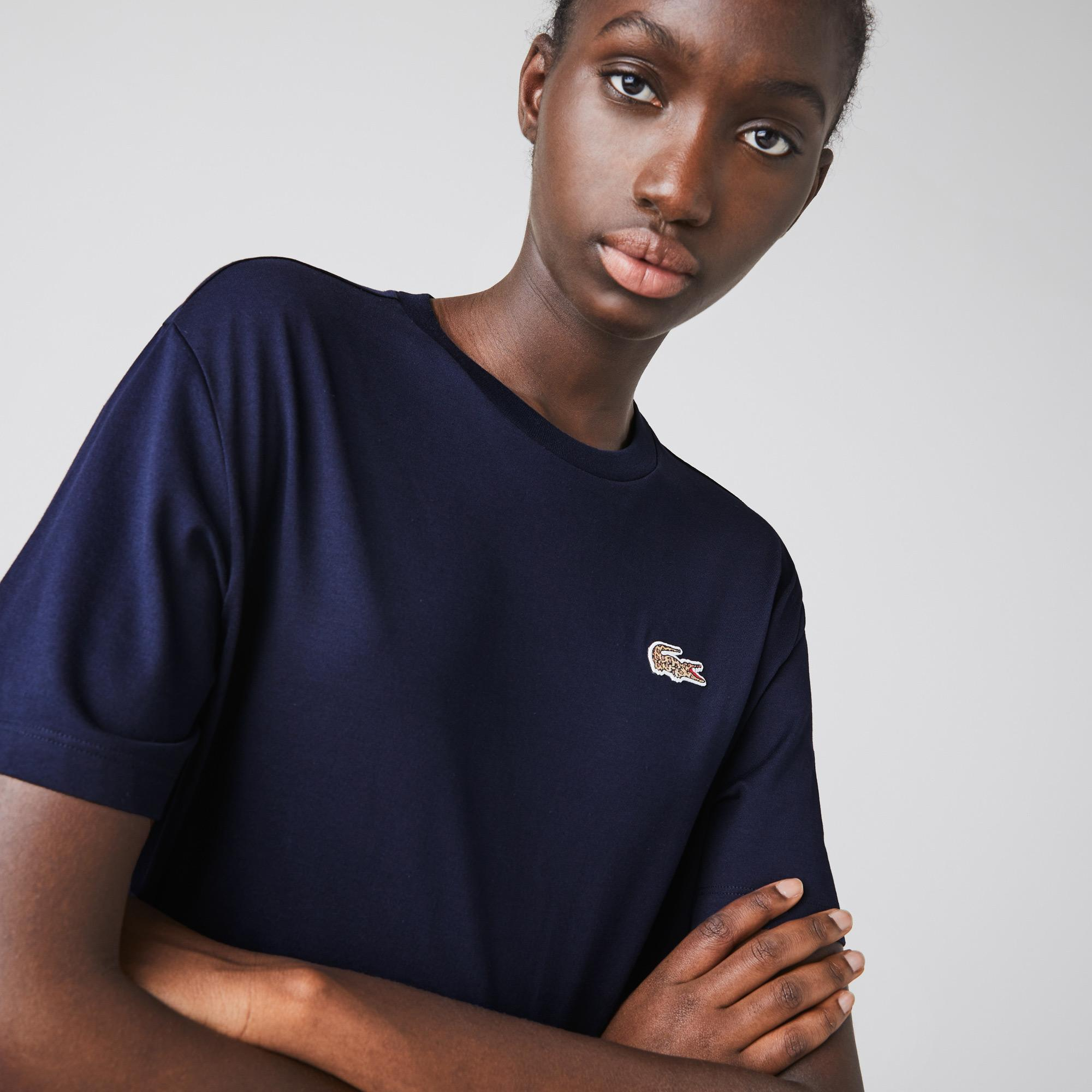 Lacoste футболка жіноча x National Geographic