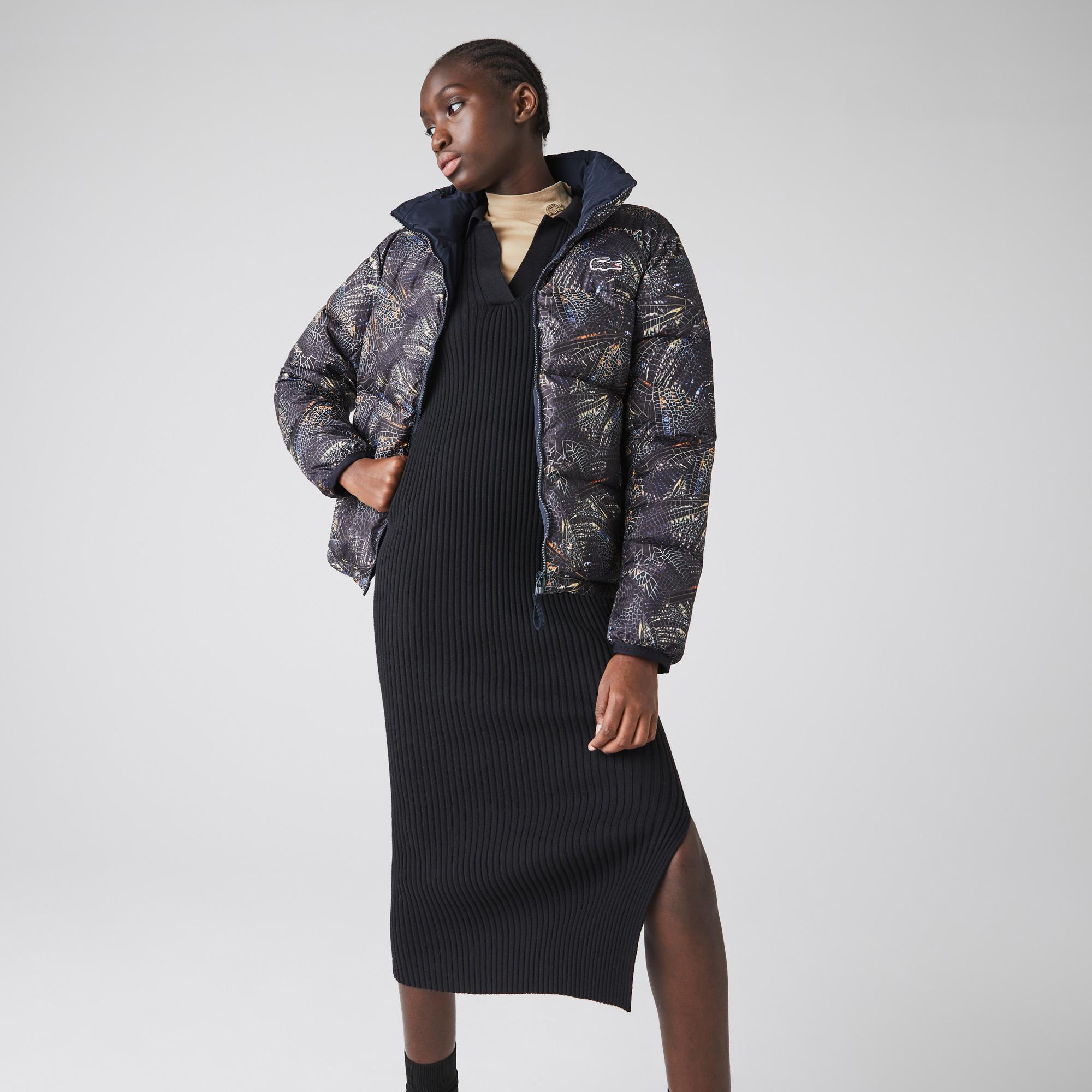 Lacoste куртка жіноча x National Geographic