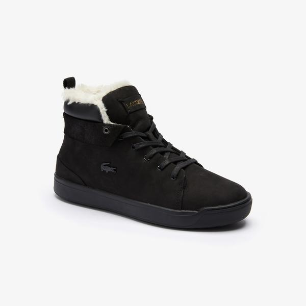 Lacoste Women's Explorateur Thermo Leather Chukkas