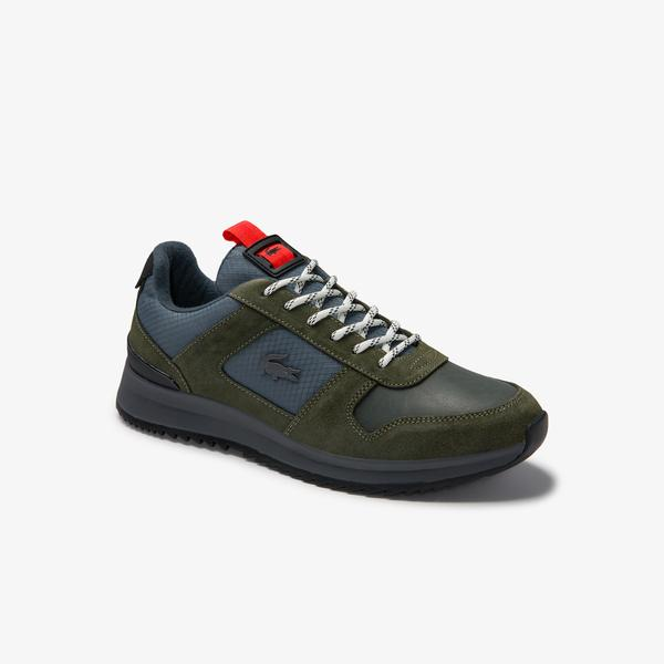 Lacoste Men's Joggeur Leather Sneakers