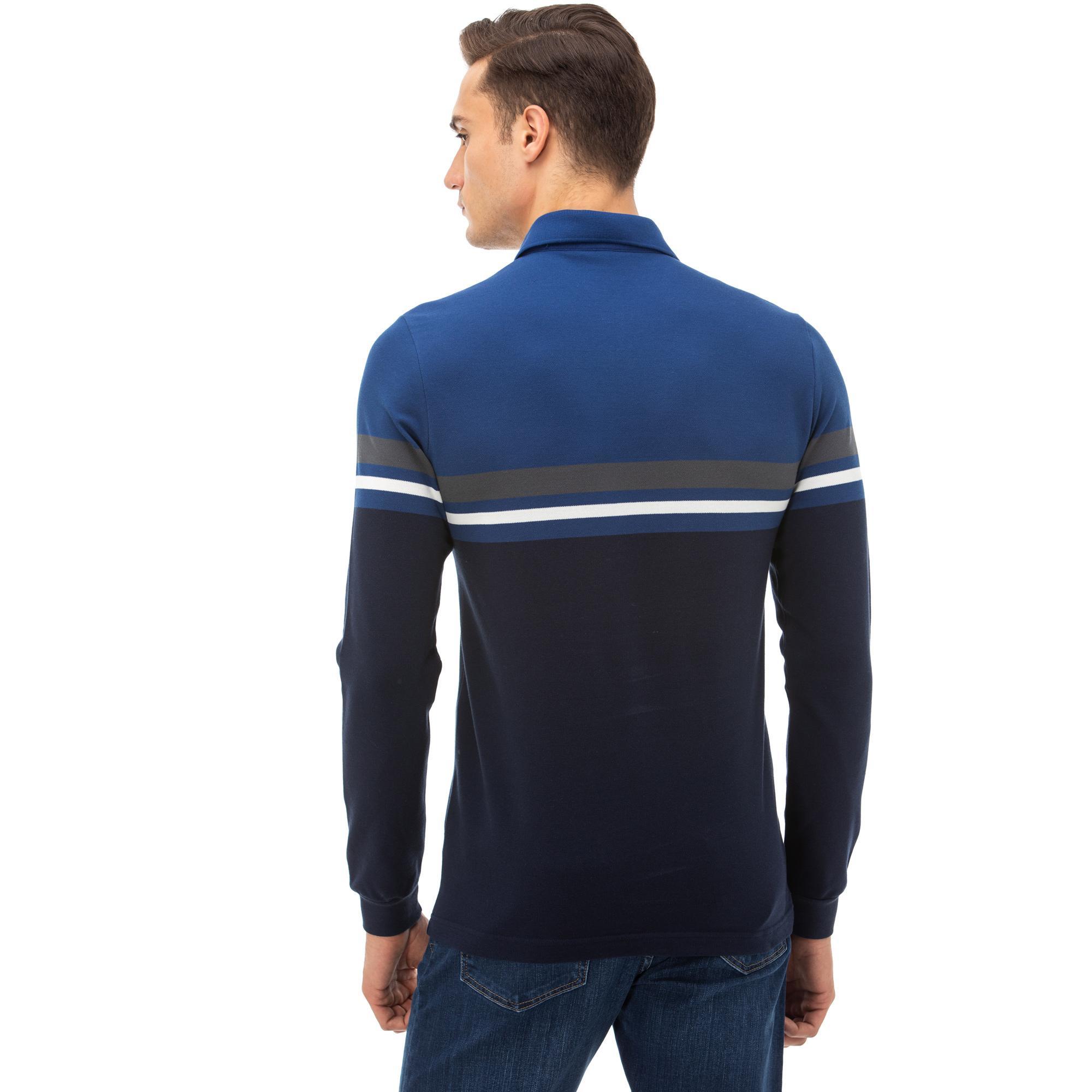 Lacoste Men's Slim Fit Polo Shirt