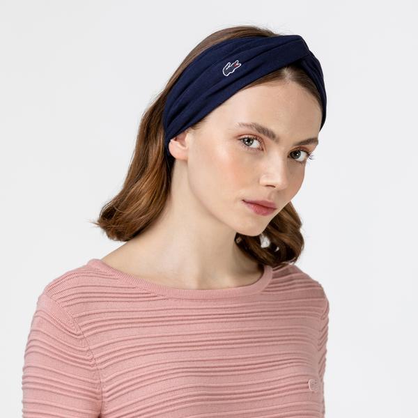 Lacoste пов'язка для волосся жіноча