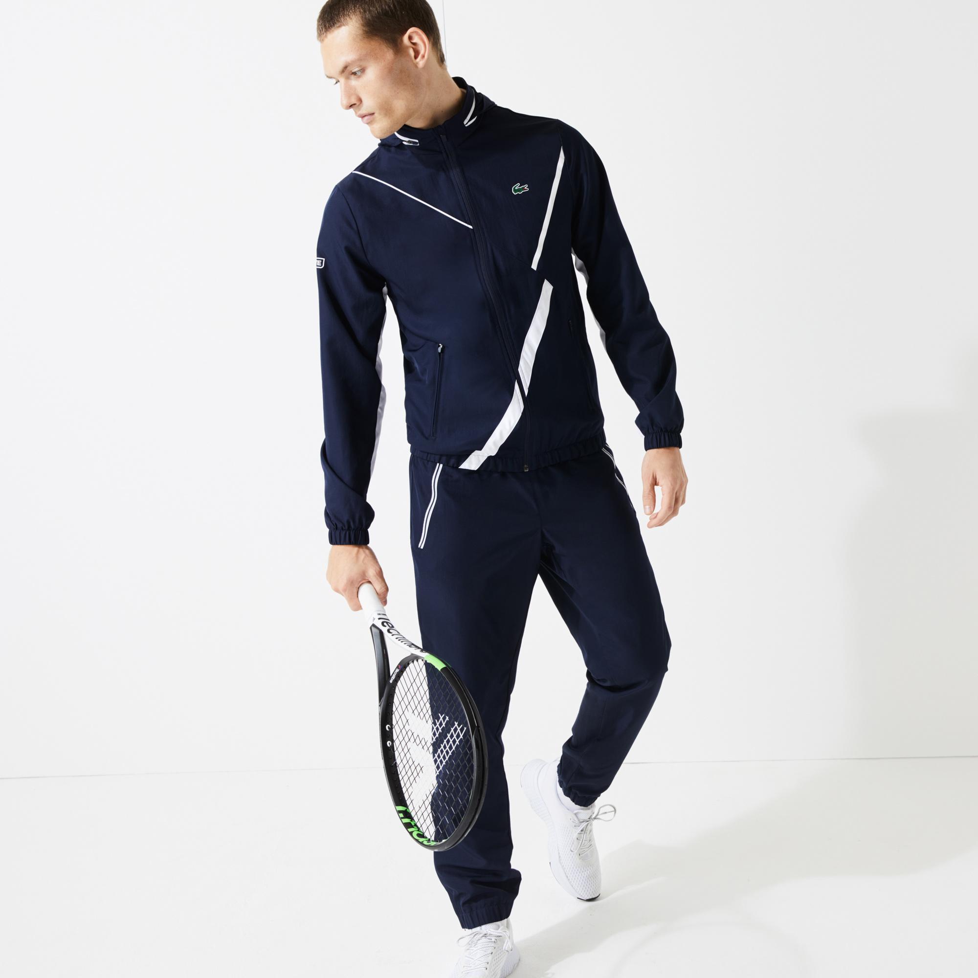 Lacoste Men's SPORT Dissimilar Tennis Tracksuit
