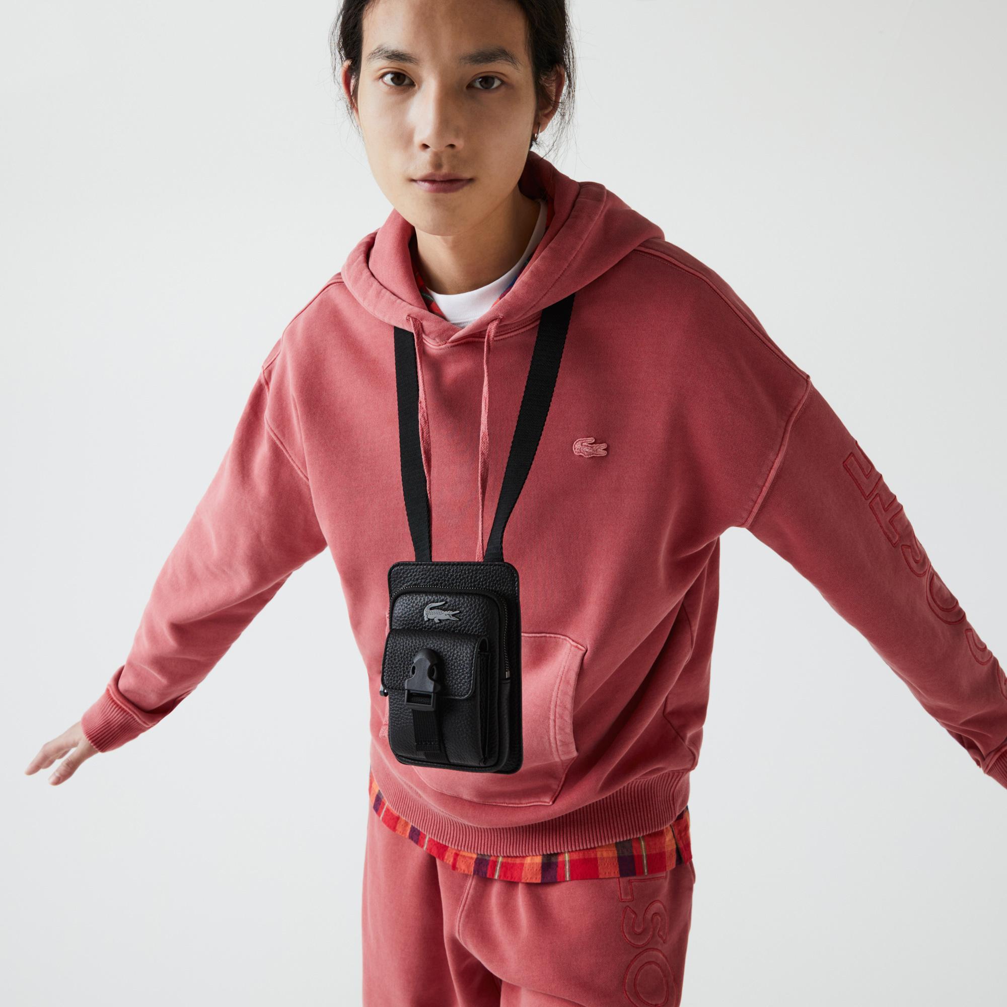 Lacoste гаманець чоловічий на шию