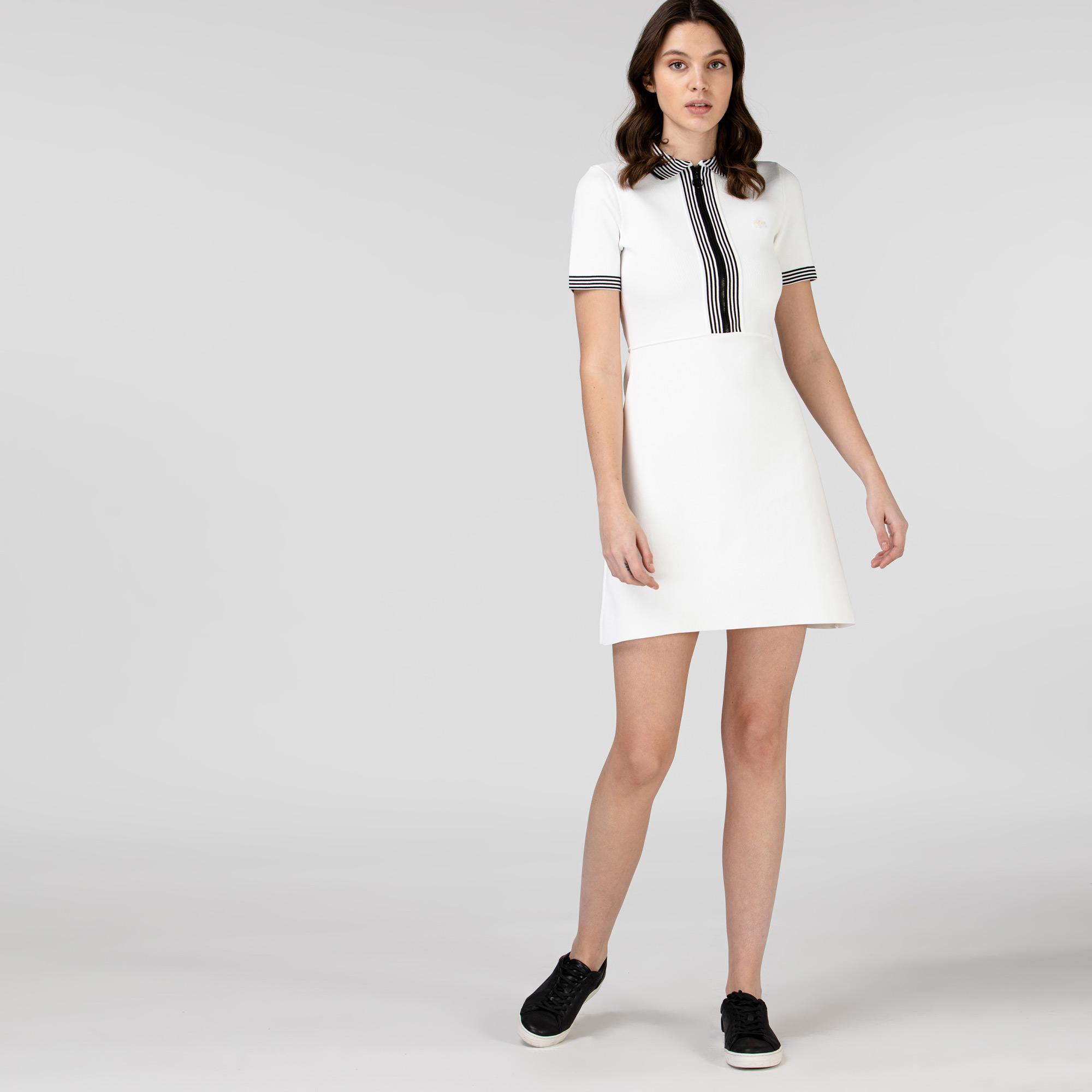 Lacoste сукня жіноча на блискавці