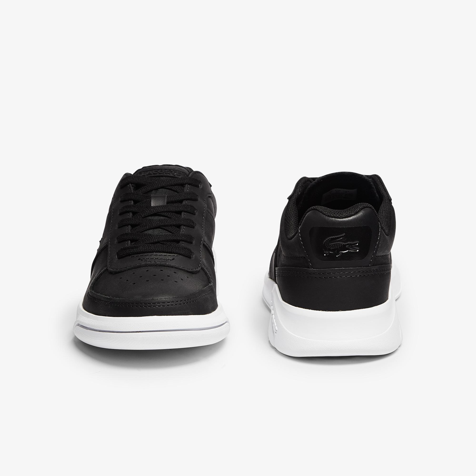 Lacoste Women's Game Advance Leather and Synthetic Trainers