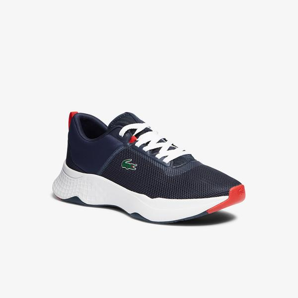 Lacoste Men's Court-Drive Textile Sneakers