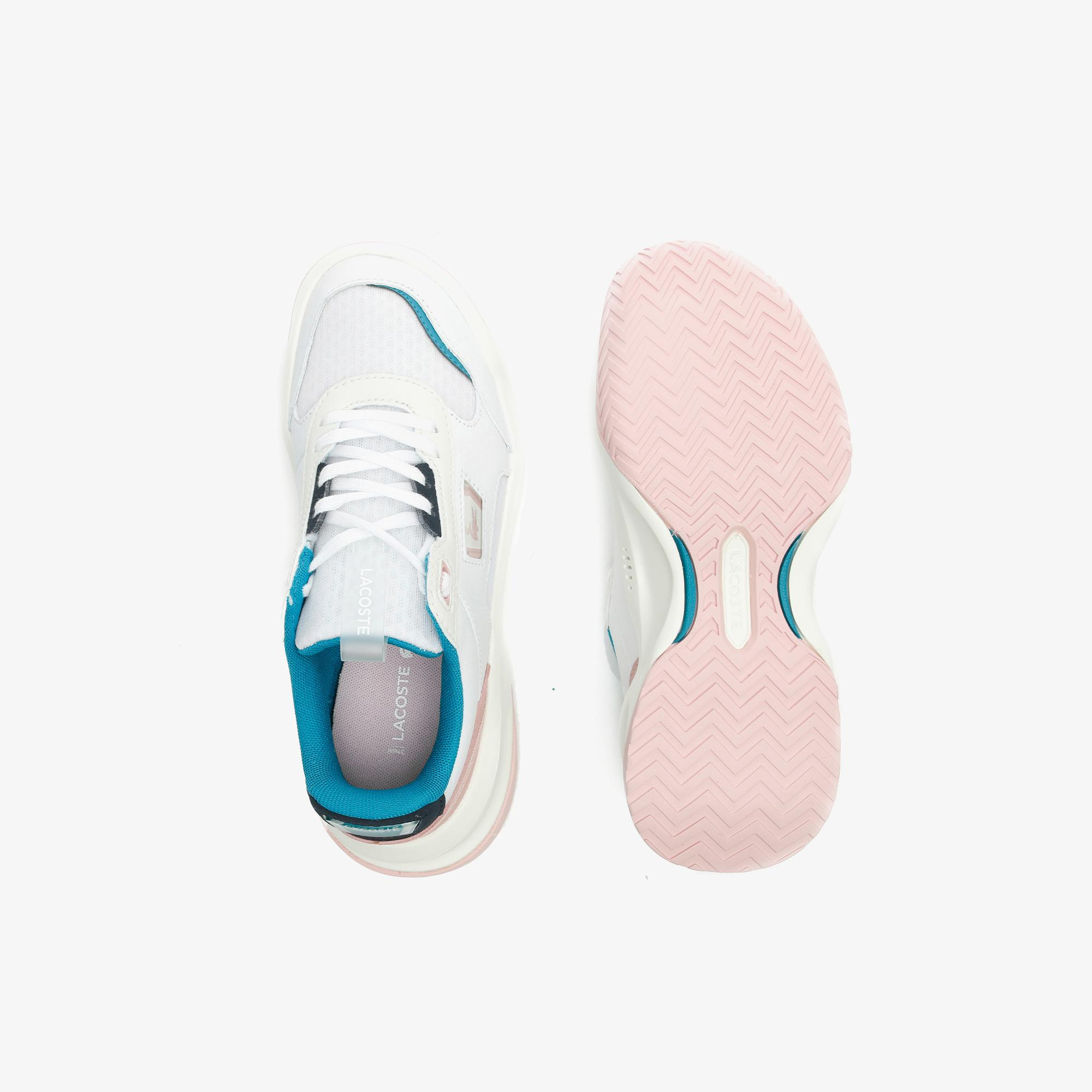 Lacoste Women's Ace Lift Leather Trainers