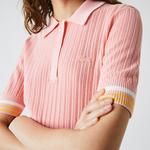 Lacoste поло жіноче приталений крій
