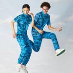 Lacoste Unisex LIVE x Polaroid Tracksuit Pants