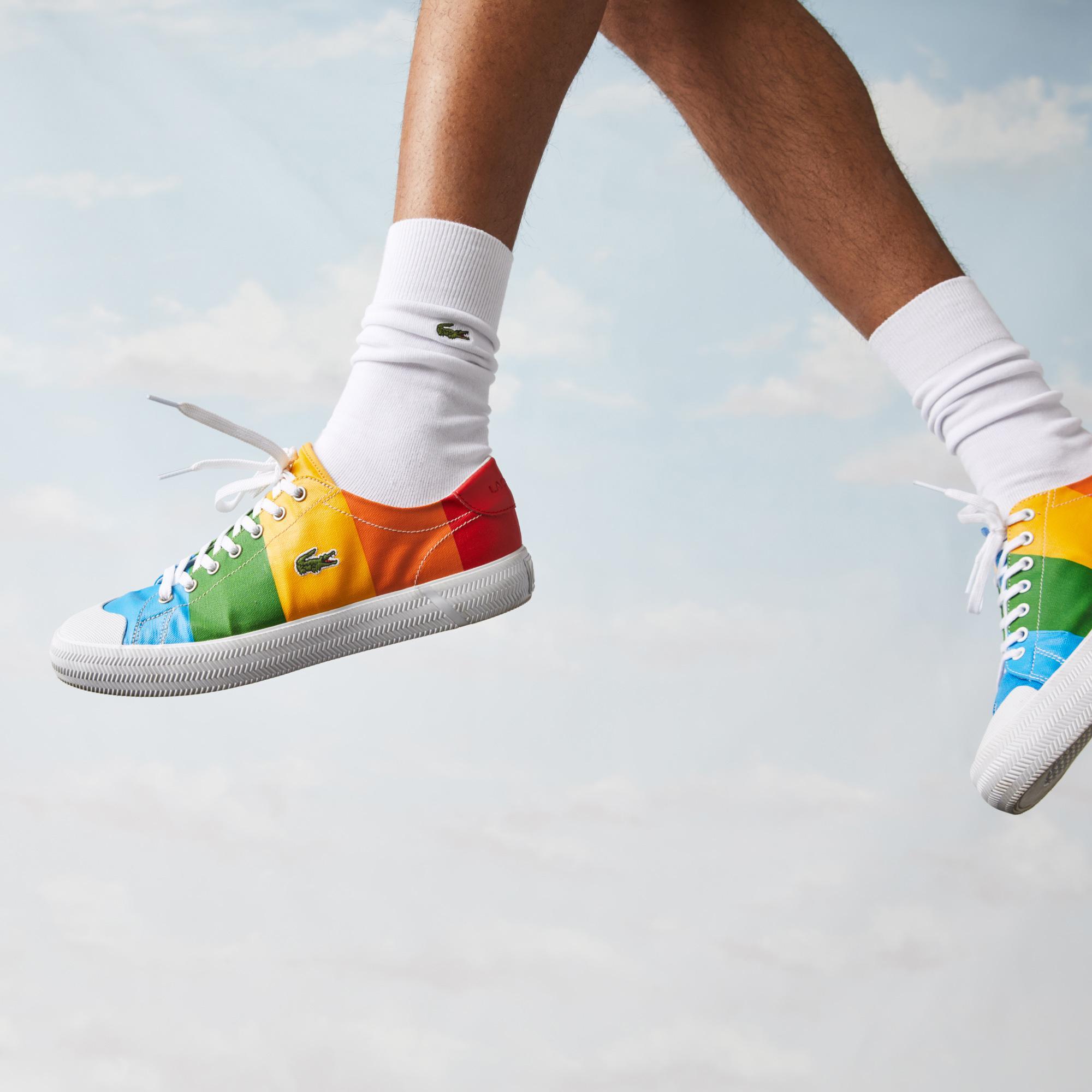 Lacoste кросівки чоловічі Gropshot x Polaroid