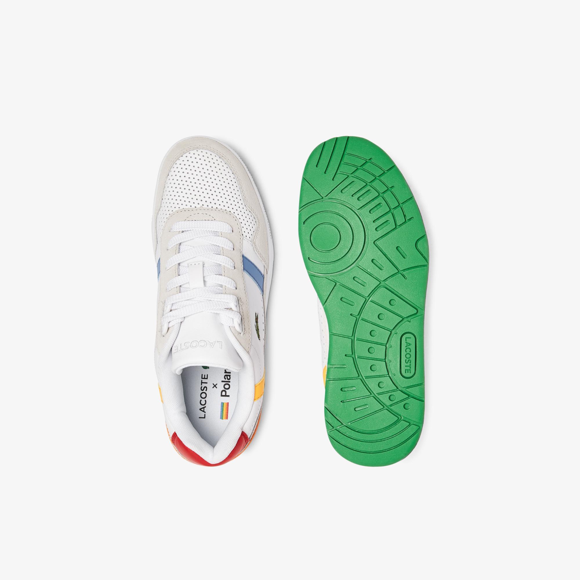 Lacoste кросівки чоловічі T-Clip x Polaroid