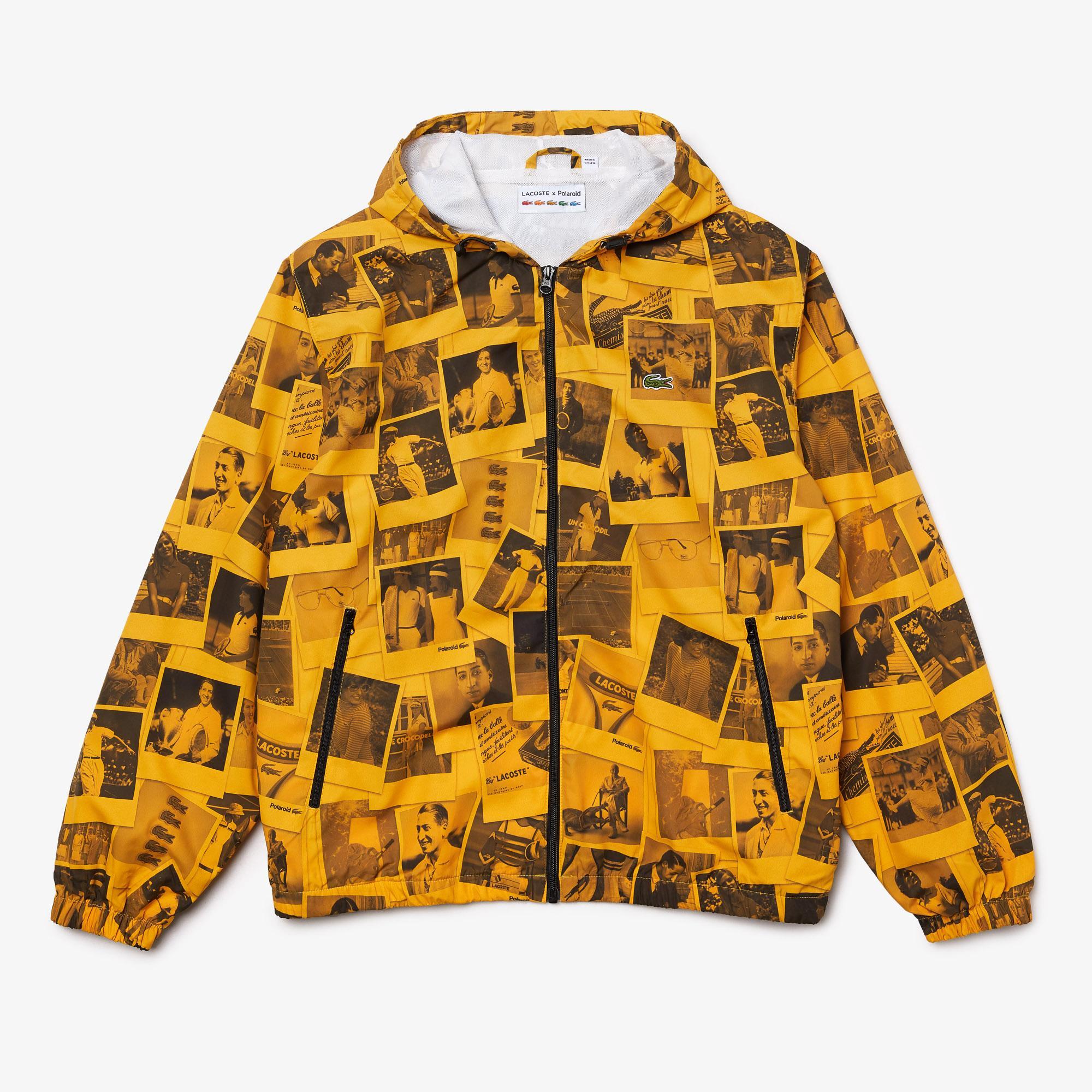 Lacoste куртка унісекс x Polaroid