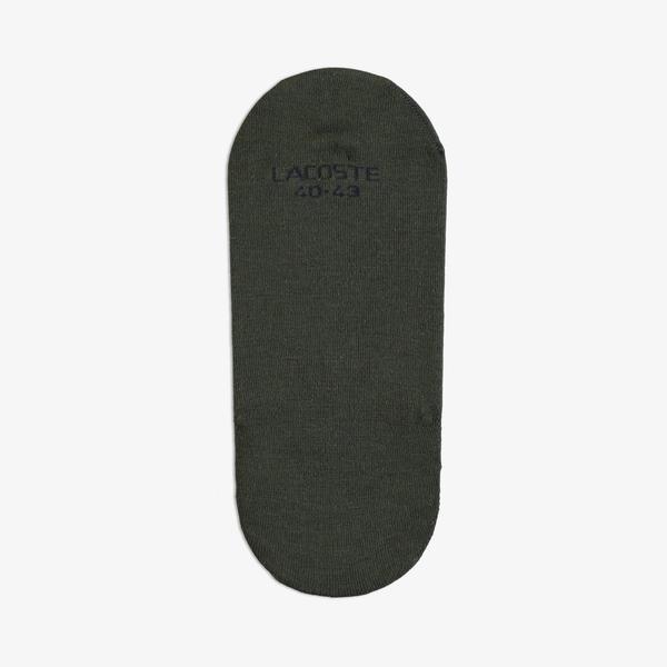 Lacoste Unisex Low Socks