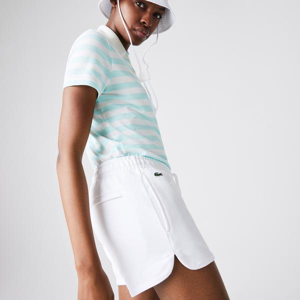 Lacoste Women's Cotton Fleece Shorts