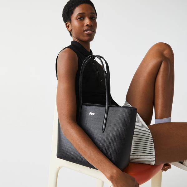 Lacoste сумка жіноча Chantaco шкіряна