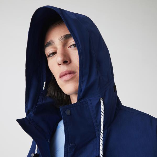 Lacoste куртка чоловіча на блискавці